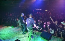 Cripple Bastards - Live @ Maryland Deathfest 2014